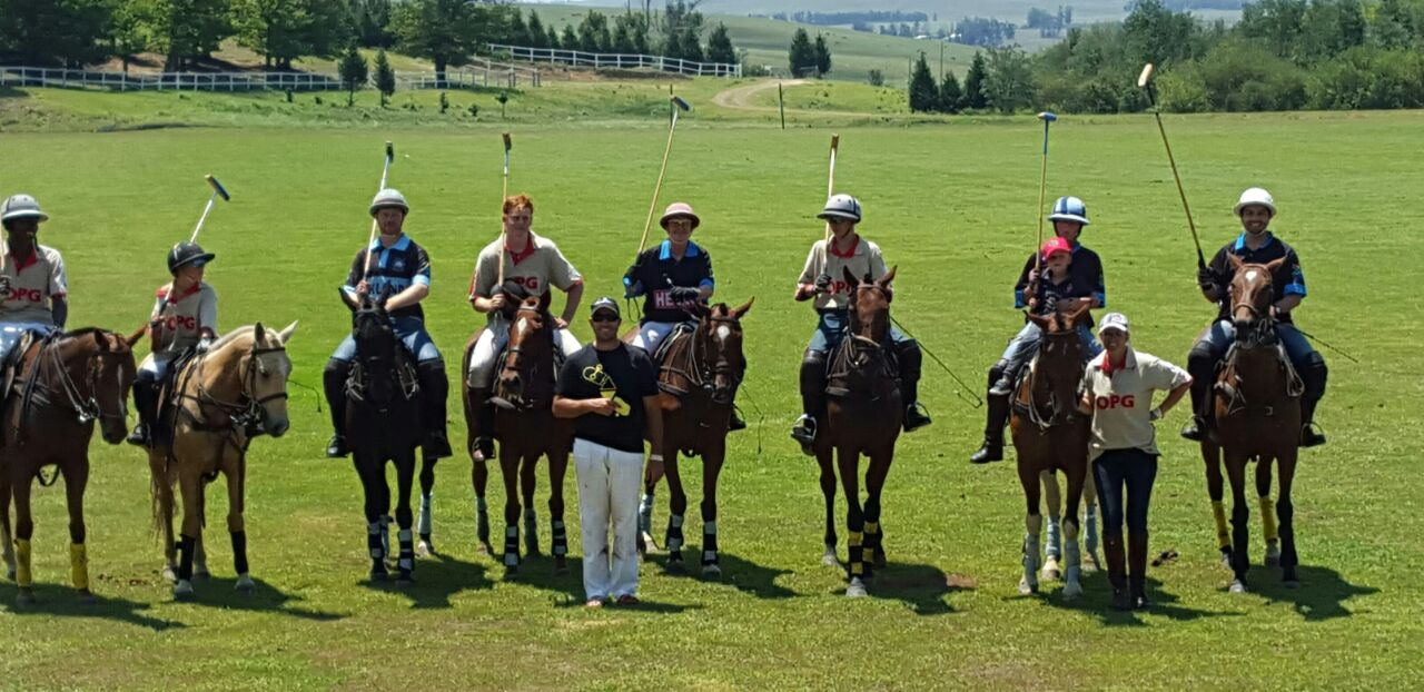 Polo tuition and holidays in South Africa