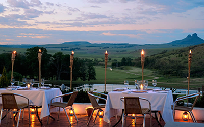polo accommodation and food